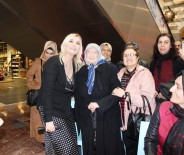 DERYA ŞENSOY - Derya Baykal Diyarbakırlı Kadınlarla Buluştu