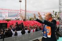 Erdoğan Açıklaması 'Terör Koridoru Oluşturulmasına Fırsat Vermeyeceğiz' (1)