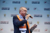 Erdoğan Açıklaması 'Terör Koridoru Oluşturulmasına Fırsat Vermeyeceğiz'