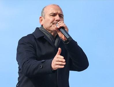 Süleyman Soylu tek tek açıkladı: 511 bin kişi gözaltına alındı