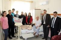 Gençlerden Hastalara Moral Ziyareti