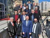 Güneydoğu'daki Gazeteciler Mardin'de Bir Araya Geldi