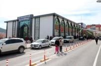 Hal Ve İş Merkezi Hizmete Açıldı
