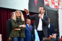HAVAİ FİŞEK - İmamoğlu Açıklaması 'İstanbul Bu Ülkenin Motoru Gibidir, İstanbul Çalışırsa Türkiye Çalışır'