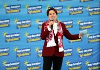 KEMAL ZEYBEK - İYİ Parti Genel Başkanı Akşener, Samsun Mitinginde Konuştu