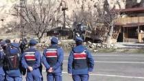 Kapadokya'da Son 4 Ayda 84 Yapı Yıkıldı