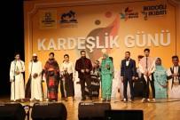 MORITANYA - Konya'da Arap Öğrencilerden Kardeşlik Mesajı