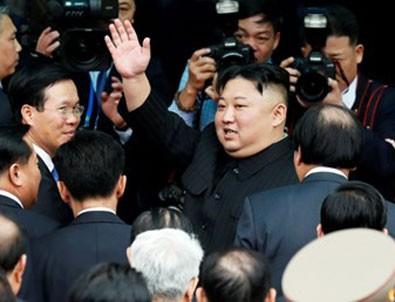 Kuzey Kore'de parlamento seçimi yapılıyor