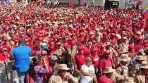 HİDROELEKTRİK SANTRALİ - Maduro ülkedeki elektrik kesintisinden ABD'yi sorumlu tutuyor