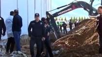 AKBAYıR - Muğla'da Kanalizasyon Çalışmasında Göçük Açıklaması 1 Ölü