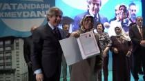FEDERASYON BAŞKANI - Okmeydanı Büyük Dönüşüm Projesi
