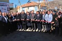 Pazarcık Seçim Bürosunun Açılışı Gerçekleştirildi