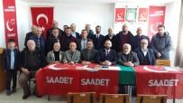 Saadet Partisi Yomra Belediye Başkan Adayı Selçuk Atasoy, Projelerini Açıkladı