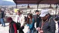 Safronbolu'da Hafta Sonu Yoğunluğu