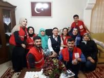 BALıKESIR ÜNIVERSITESI - Şehit Ailelerini Ziyaret Ettiler
