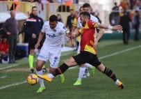 KORAY GENÇERLER - Spor Toto Süper Lig Açıklaması Göztepe Açıklaması 0 - Kasımpaşa Açıklaması 0 (İlk Yarı)