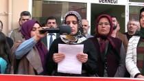 Suriye'deki Tutuklu Kadın Ve Çocuklar İçin Destek Çağrısı