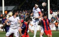 ORDUSPOR - TFF 3. Lig Açıklaması Yeni Orduspor Açıklaması 2 - Düzcespor Açıklaması 0