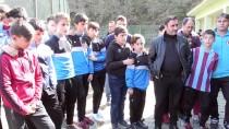 Ünal Karaman'dan Futbol Okuluna Ziyaret