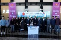 Ağrı İbrahim Çeçen Üniversitesi Doğu Anadolu Kariyer Fuarı'na Katıldı