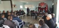 TAKVA - AK Parti'li Gülaçar'dan Taksim'deki Olaya Tepki
