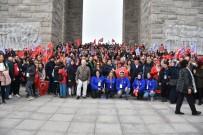 ÇANAKKALE ŞEHİTLİĞİ - Aliağa'dan Çanakkale'ye 2 Bin 500 Kişilik Çıkarma