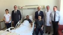 KARACİĞER NAKLİ - Ankara Şehir Hastanesi'nde İlk Organ Nakli Yapıldı