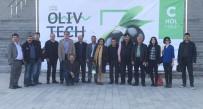 ZEYTİNYAĞI - ATB, Üyelerini Olivtech Fuarı İle Buluşturdu