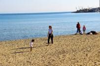 ALTıNKUM - Aydın'da Deniz Sezonu Başladı