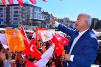 POLİS KARAKOLU - Ayrancılar'a Yeni Müjdeler