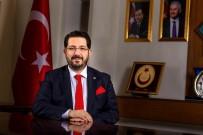 Başkan Yazgı Açıklaması 'Mehmet Akif Ersoy Anadolu'yu Vatan Kılan Ruhu Marşımıza Yansıtmıştır'