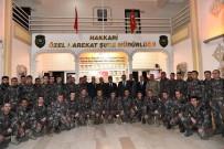 Celal Uzunkaya'dan Polis Özel Harekat Şube Müdürlüğüne Ziyaret