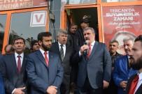 Destici, Tercan'da Partisinin Seçim Bürosu Açılışına Katıldı