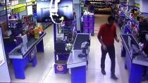 Diyarbakır'daki Market Soygunu Güvenlik Kamerasına Yansıdı