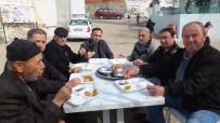 HÜSEYIN YıLMAZ - Dutluca'da Hayırlar Esnafın Yüzünü Güldürüyor