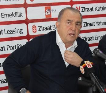 Fatih Terim Açıklaması 'Galatasaray Pes Etmez'