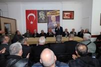 ÇAMLıCA - Fethi Yaşar'dan Yoğun Mesai