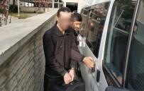 CİNSEL İLİŞKİ - Hakkında 3 Yıl Hapis Cezası Bulunan Şahıs Yakalandı
