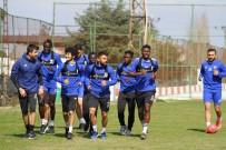 OSMANLISPOR - Hatayspor, Osmanlıspor Maçı Hazırlıklarına Başladı