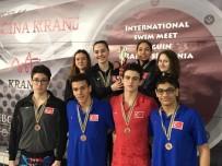 MİLLİ SPORCU - Havuzda Uluslararası Başarı