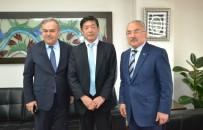 Japonya Büyükelçisi Miyajima Açıklaması 'Japonya Ve Türkiye İyi Bir Dost'