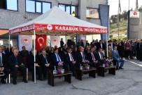 Karabük'te 150 Üreticiye Meyve Fidanı Dağıtıldı