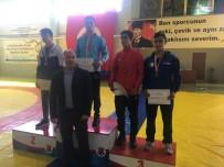 SİNAN GÜMÜŞ - Kayseri Güreş Eğitim Merkezi Türkiye Üçüncüsü