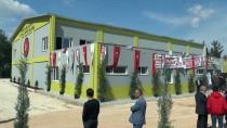 Kırıkhan'da Spor Salonu Açıldı