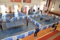 MEHMET ŞAHIN - Memur- Sen 2. Geleneksel Masa Tenisi Turnuvası Yapıldı