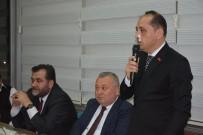 CEMAL ENGINYURT - MHP Fatsa İlçe Başkanı Murat Kaçak Oldu
