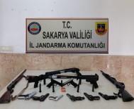 Ruhsatsız Silah Operasyonu Açıklaması 2 Gözaltı