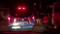ÇAMLıCA - Sakarya'da Dağda Mahsur Kalan 7 Genç Kurtarıldı