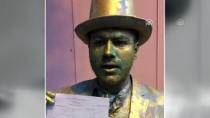 DÜNYA REKORU - Sokak Sanatçısına Verilen Ceza İptal Edildi