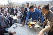 Türel Döşemealtında Konuştu  Açıklaması 'Antalya'nın Neresine Gitseniz Hizmetlerimizi Görürsünüz'